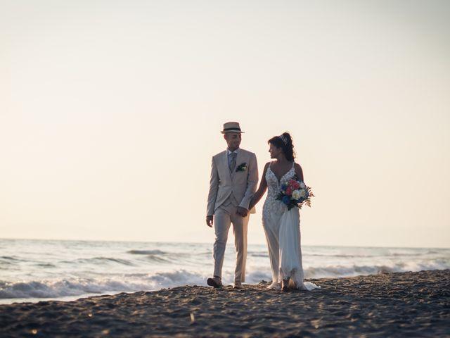 Il matrimonio di Erika e Nicola a Viareggio, Lucca 4