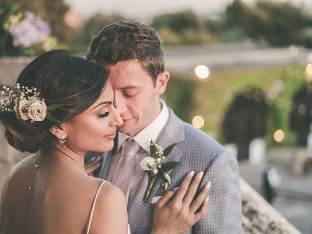 Le nozze di Bahvini e Nick