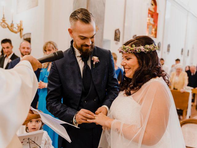 Il matrimonio di Umberto e Monica a San Giovanni in Persiceto, Bologna 42