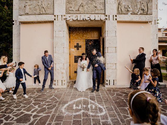 Il matrimonio di Umberto e Monica a San Giovanni in Persiceto, Bologna 46