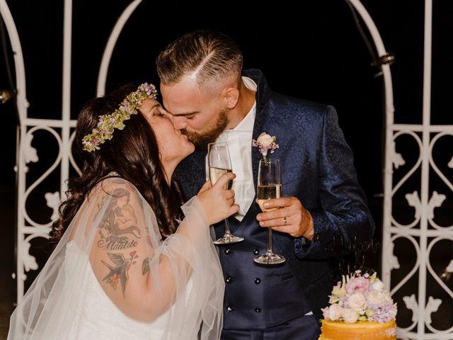 Il matrimonio di Umberto e Monica a San Giovanni in Persiceto, Bologna 77