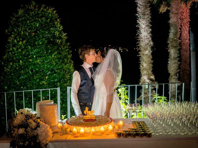 Le nozze di Janna e Kevin