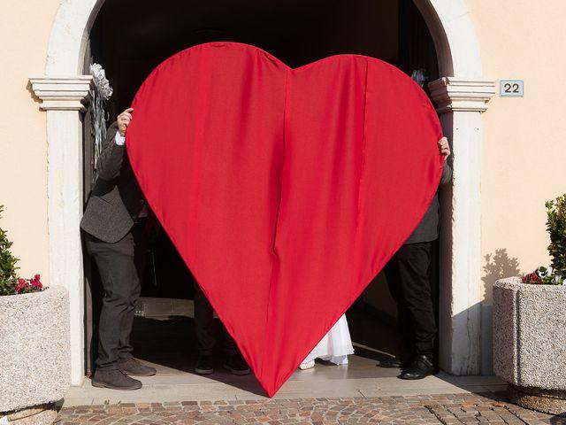 Il matrimonio di Marco e Claudia a Precenicco, Udine 1