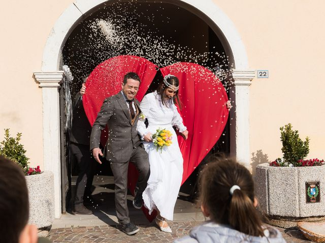 Il matrimonio di Marco e Claudia a Precenicco, Udine 2