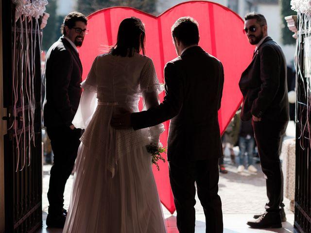 Il matrimonio di Marco e Claudia a Precenicco, Udine 17