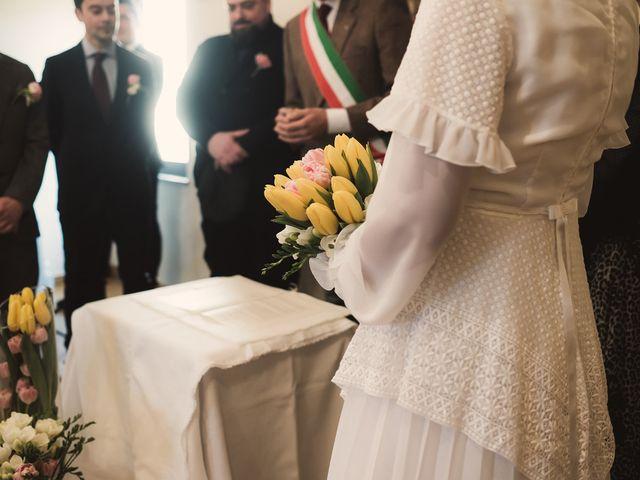 Il matrimonio di Marco e Claudia a Precenicco, Udine 32