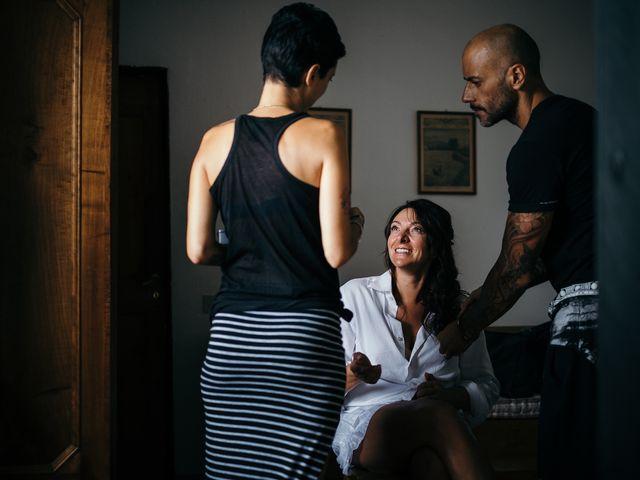 Il matrimonio di Massimo e Sara a Monterosso al Mare, La Spezia 16