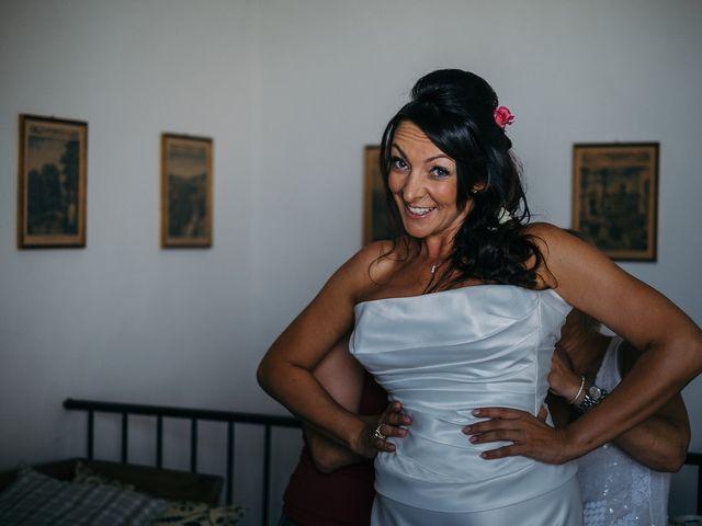 Il matrimonio di Massimo e Sara a Monterosso al Mare, La Spezia 33