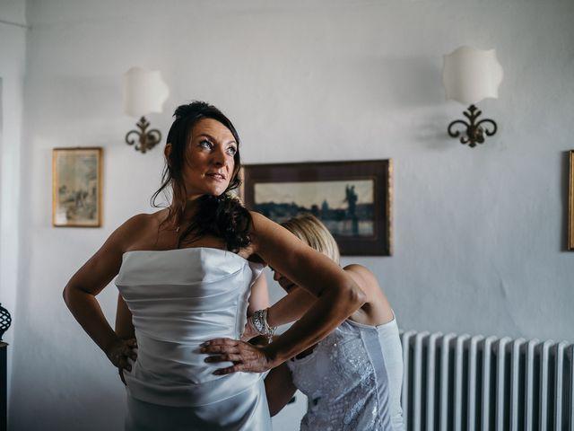 Il matrimonio di Massimo e Sara a Monterosso al Mare, La Spezia 37