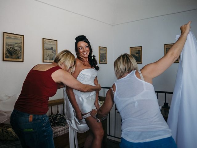 Il matrimonio di Massimo e Sara a Monterosso al Mare, La Spezia 41