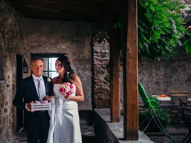 Il matrimonio di Massimo e Sara a Monterosso al Mare, La Spezia 48
