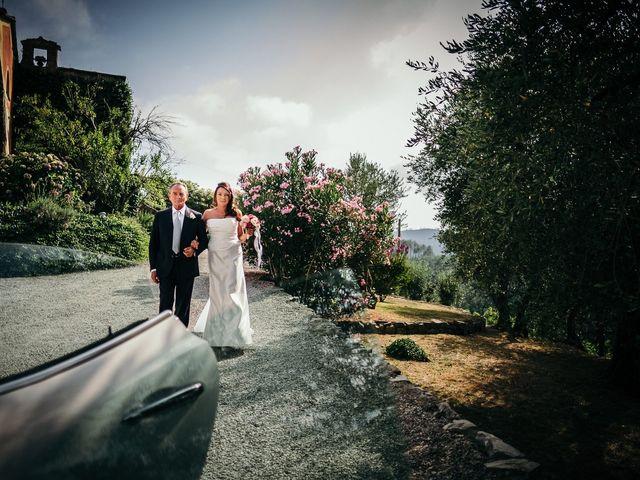 Il matrimonio di Massimo e Sara a Monterosso al Mare, La Spezia 52