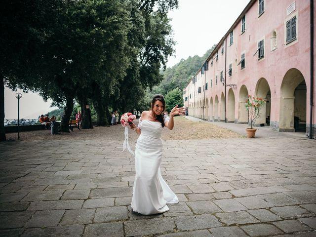 Il matrimonio di Massimo e Sara a Monterosso al Mare, La Spezia 58