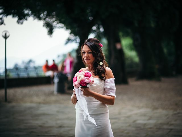 Il matrimonio di Massimo e Sara a Monterosso al Mare, La Spezia 59
