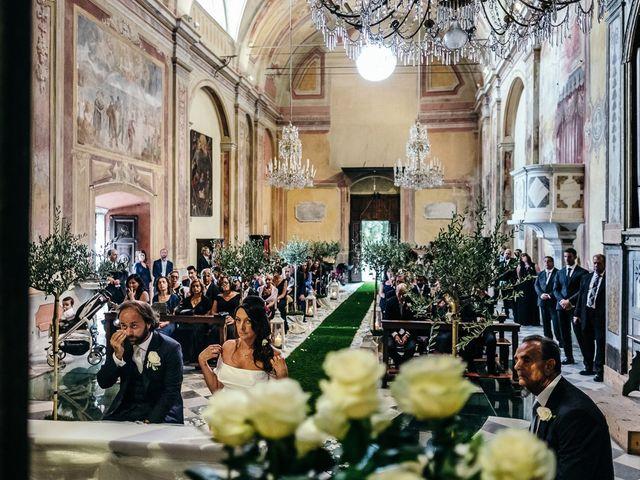 Il matrimonio di Massimo e Sara a Monterosso al Mare, La Spezia 67