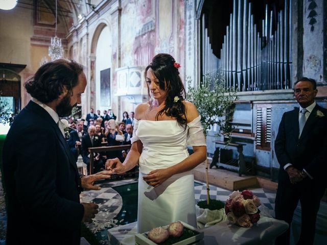 Il matrimonio di Massimo e Sara a Monterosso al Mare, La Spezia 72