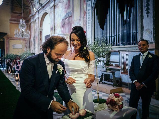 Il matrimonio di Massimo e Sara a Monterosso al Mare, La Spezia 73