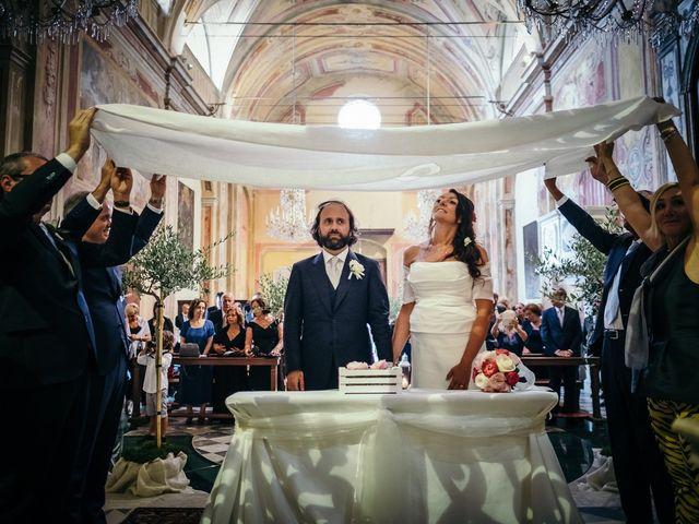 Il matrimonio di Massimo e Sara a Monterosso al Mare, La Spezia 78