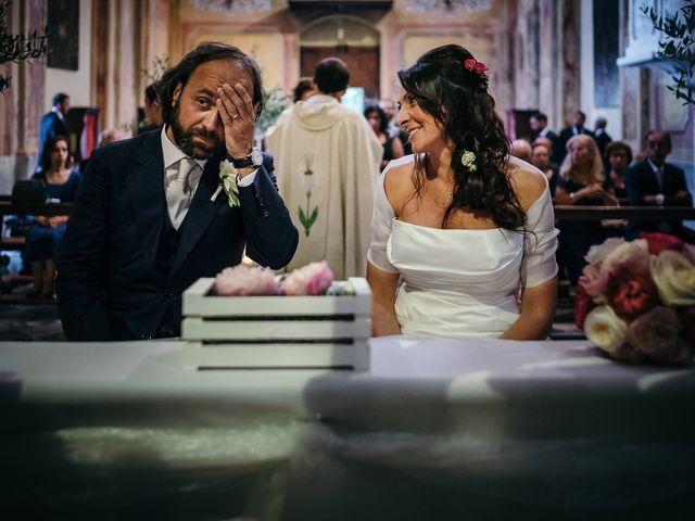 Il matrimonio di Massimo e Sara a Monterosso al Mare, La Spezia 79