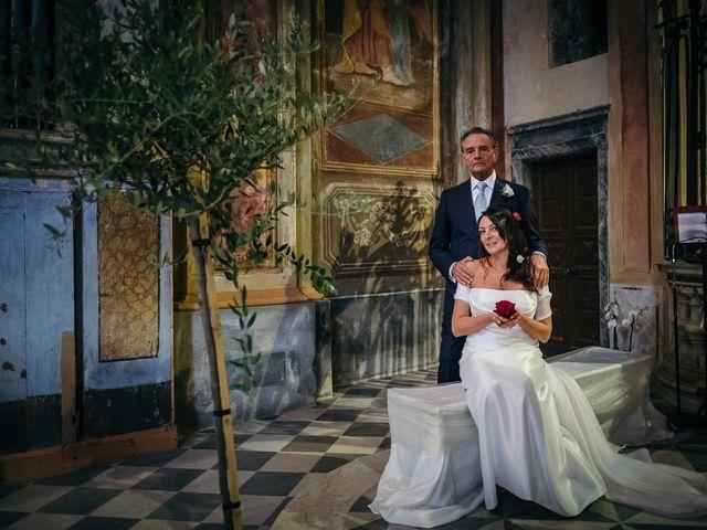 Il matrimonio di Massimo e Sara a Monterosso al Mare, La Spezia 81
