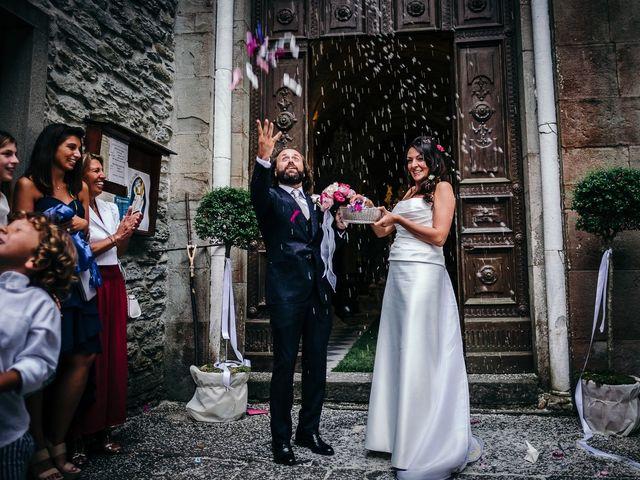 Il matrimonio di Massimo e Sara a Monterosso al Mare, La Spezia 86