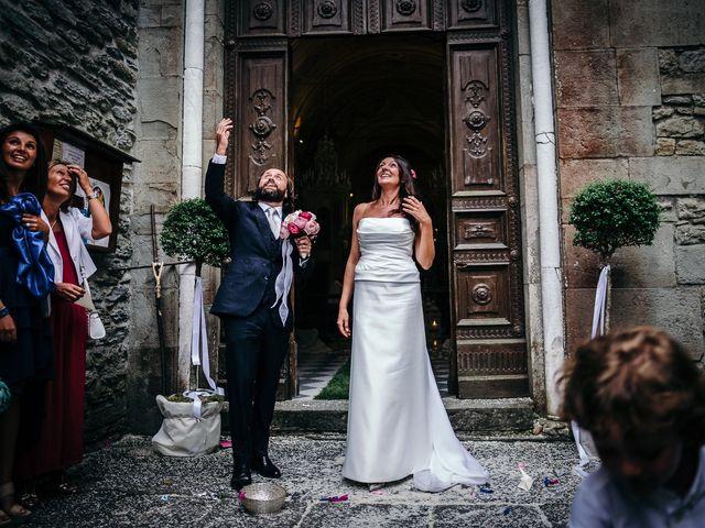Il matrimonio di Massimo e Sara a Monterosso al Mare, La Spezia 87