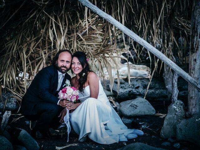 Il matrimonio di Massimo e Sara a Monterosso al Mare, La Spezia 91
