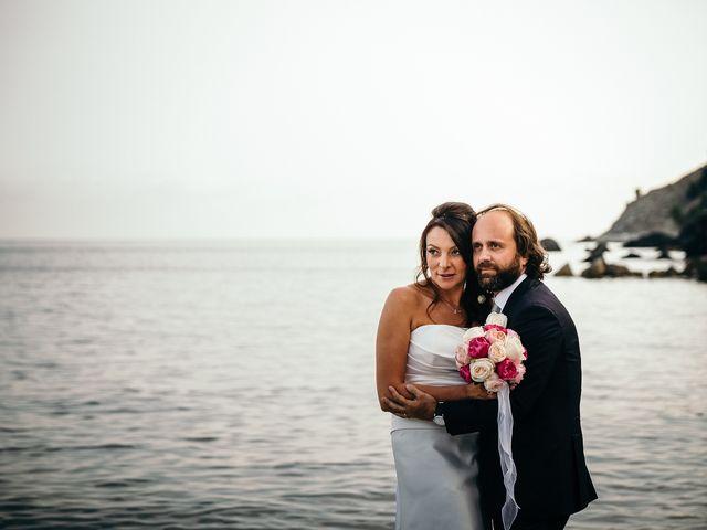 Il matrimonio di Massimo e Sara a Monterosso al Mare, La Spezia 92