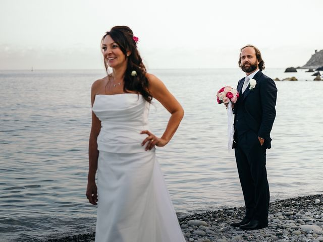 Il matrimonio di Massimo e Sara a Monterosso al Mare, La Spezia 93