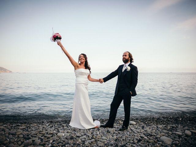 Il matrimonio di Massimo e Sara a Monterosso al Mare, La Spezia 94