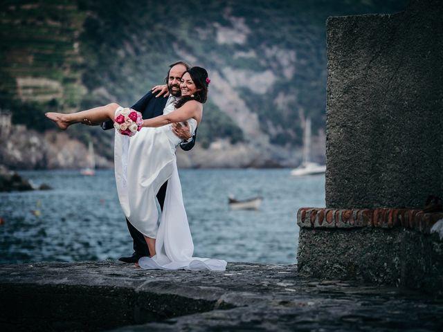 Il matrimonio di Massimo e Sara a Monterosso al Mare, La Spezia 101