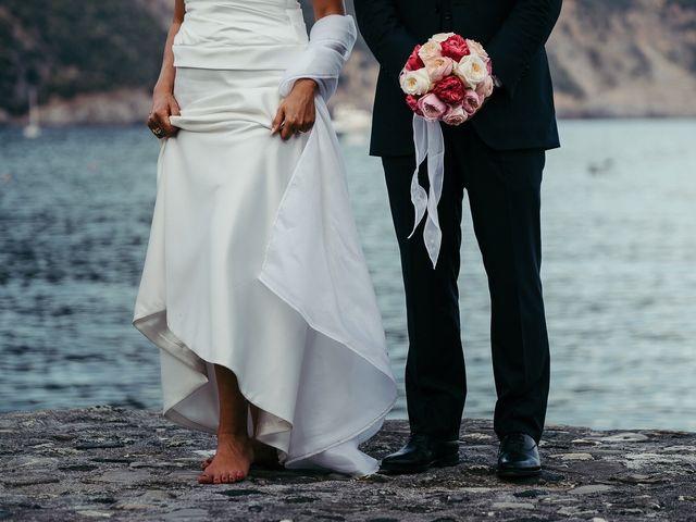 Il matrimonio di Massimo e Sara a Monterosso al Mare, La Spezia 103