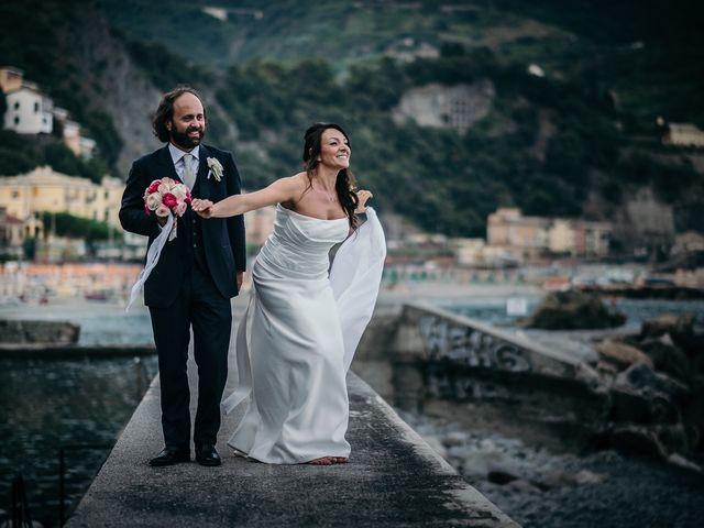 Il matrimonio di Massimo e Sara a Monterosso al Mare, La Spezia 104