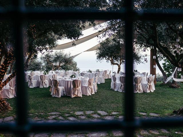 Il matrimonio di Massimo e Sara a Monterosso al Mare, La Spezia 109