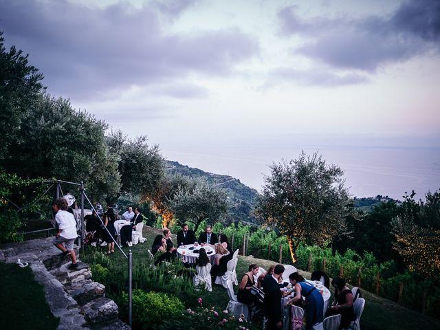 Il matrimonio di Massimo e Sara a Monterosso al Mare, La Spezia 115