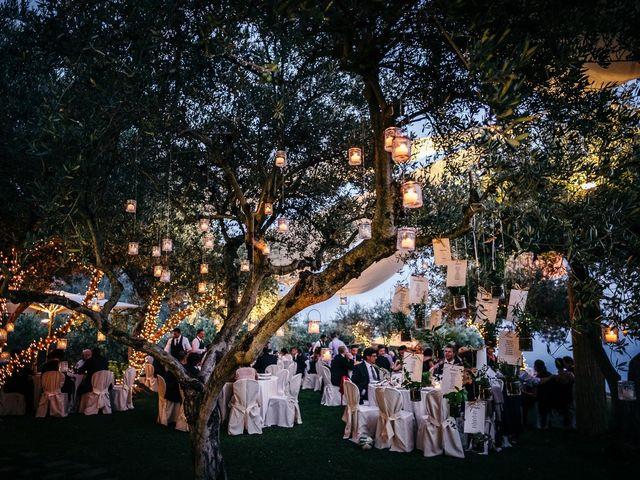 Il matrimonio di Massimo e Sara a Monterosso al Mare, La Spezia 116
