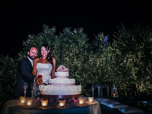 Il matrimonio di Massimo e Sara a Monterosso al Mare, La Spezia 120