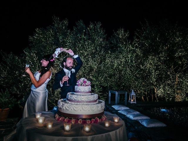 Il matrimonio di Massimo e Sara a Monterosso al Mare, La Spezia 121