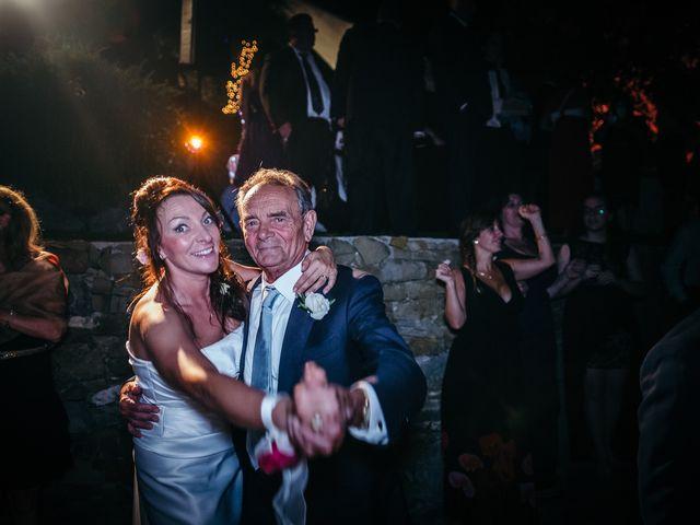 Il matrimonio di Massimo e Sara a Monterosso al Mare, La Spezia 122