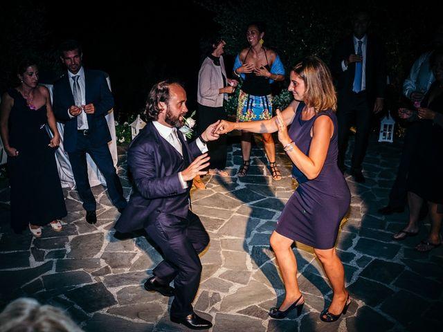 Il matrimonio di Massimo e Sara a Monterosso al Mare, La Spezia 124