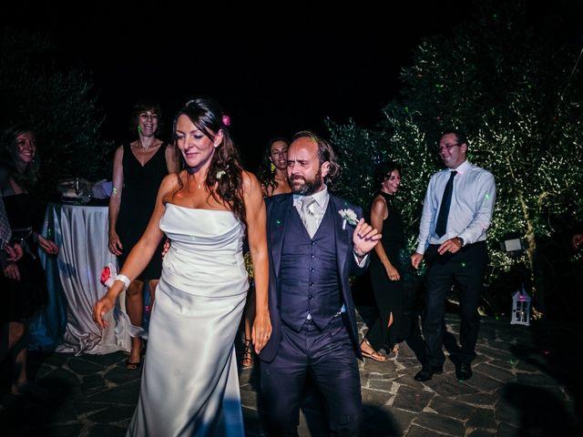 Il matrimonio di Massimo e Sara a Monterosso al Mare, La Spezia 125