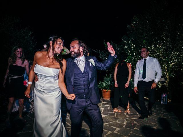 Il matrimonio di Massimo e Sara a Monterosso al Mare, La Spezia 126