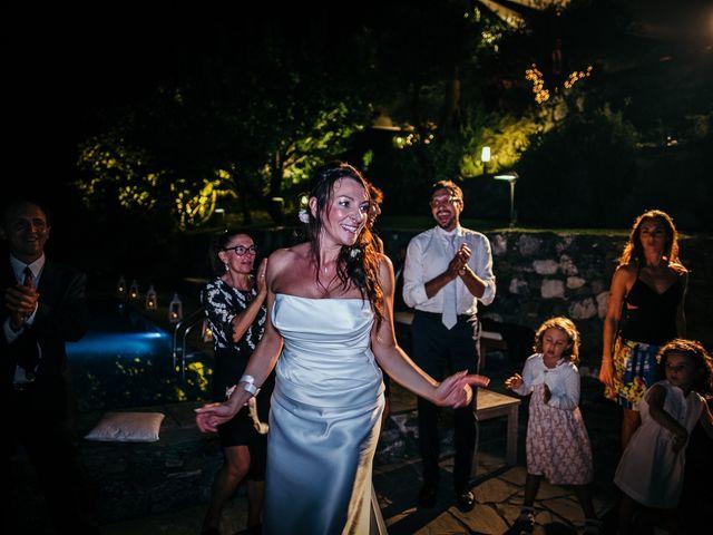 Il matrimonio di Massimo e Sara a Monterosso al Mare, La Spezia 128