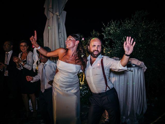Il matrimonio di Massimo e Sara a Monterosso al Mare, La Spezia 132