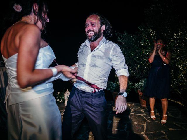 Il matrimonio di Massimo e Sara a Monterosso al Mare, La Spezia 133