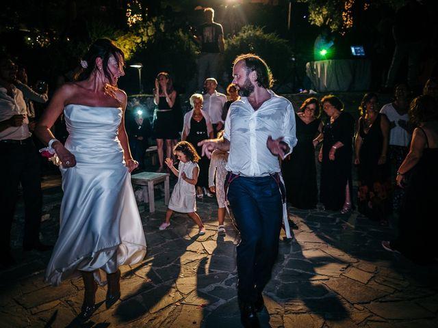 Il matrimonio di Massimo e Sara a Monterosso al Mare, La Spezia 134