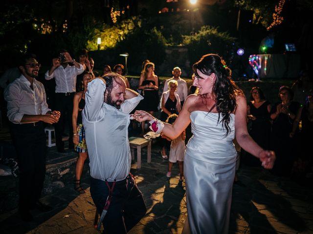 Il matrimonio di Massimo e Sara a Monterosso al Mare, La Spezia 135