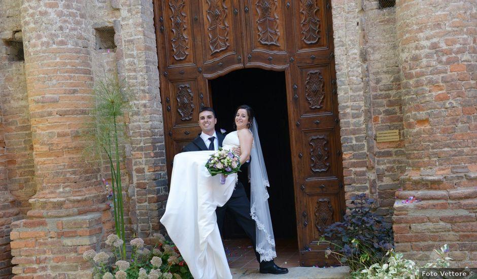 Il matrimonio di Yuri e Anna a Moncalvo, Asti