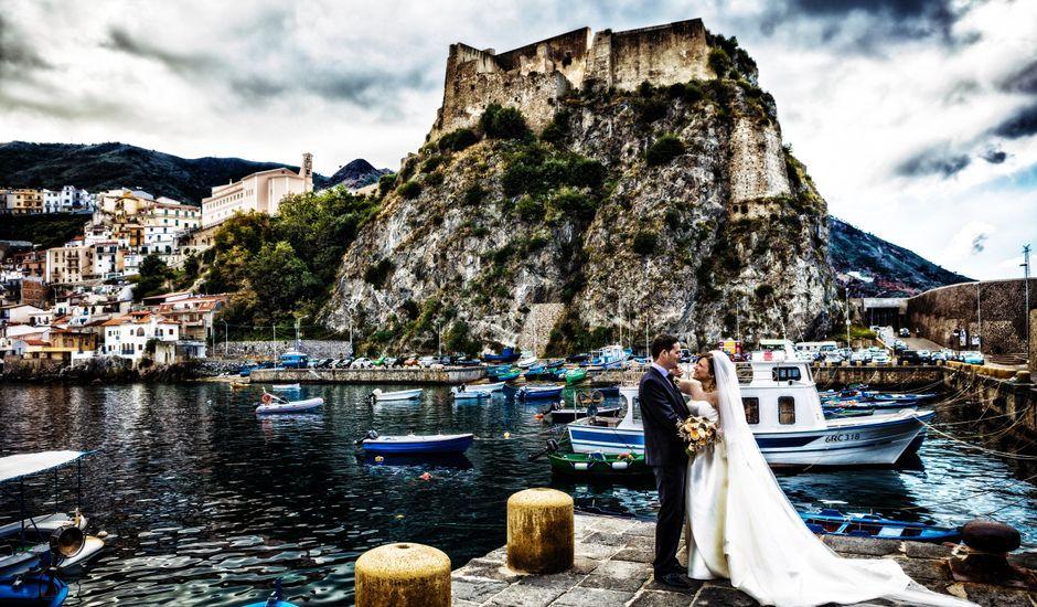 Il matrimonio di Lorenzo e Carmela a Reggio di Calabria, Reggio Calabria