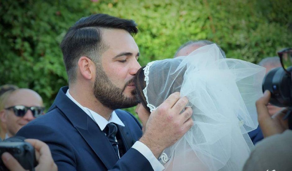 Il matrimonio di Duilio e Silvana a Casteltermini, Agrigento